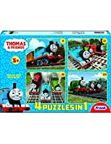 Frank Thomas and Friends - 4 in 1, Multi Color