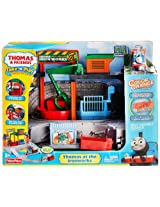 Thomas And Friends Take n Play Portable Railway : Thomas at the Ironworks
