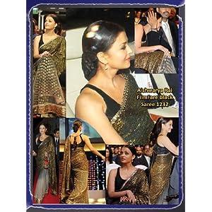 Aishwariya Rai Replica Sari