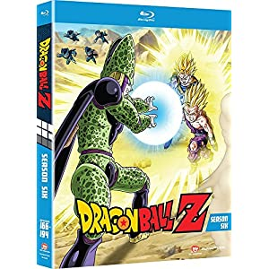 Dragon Ball Z: Season 6 [Blu-ray]