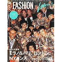 Fashion News Men's 2015年9月号 小さい表紙画像