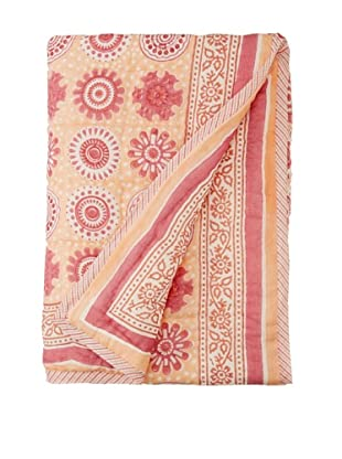 Suchiras Pretty in Pinks Throw, Pinks, 45