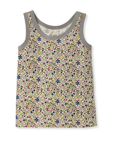 Soft Clothing Kid's Mia Tank Top (Floral)