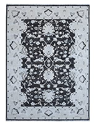 Kalaty One-of-a-Kind Pak Rug, Black, 4' 1 x 6' 6