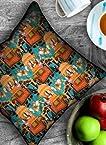 Royal Elephants Cushion Cover