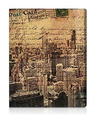 Oliver Gal Chicago Skyline