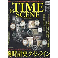 TIME SCENE 2009年Vol.16 小さい表紙画像