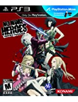 No More Heroes: Heroes' Paradise (PS3)