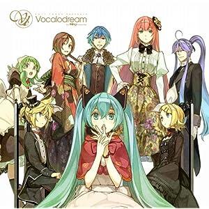 EXIT TUNES PRESENTS Vocalodream(ボカロドリーム)feat.初音ミク(ジャケットイラストレーター 左) 【数量限定オリジナルマウスパッド&ストラップ付き】