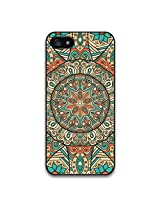 Jagzee Turkish Floral Mandala Case for Iphone 5s