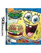 Spongebob: Big One Beach - Nintendo DS