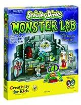 Faber Castell Creativity For Kids Shrinky Dinks Monster Lab