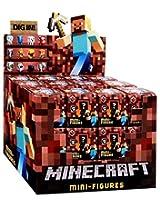 Minecraft Mystery Mini NETHERRACK Series 3 Case of 36 Mini Figures