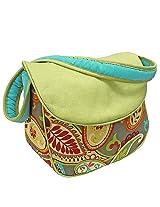 Hoohobbers Messenger Diaper Bag, Captiva