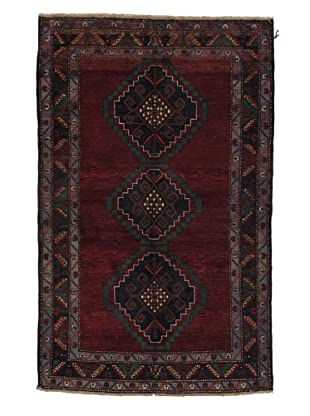 Rug Republic One Of A Kind Turkish Anatolian Hand Knotted, Multi Rug, 4' 6