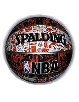 Spalding Basketball Nba Graffiti