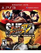 Capcom Super Street Fighter IV (PlayStation 3) for Playstation 3 for Video Games (Catalog Category: Playstation 3 / Action )