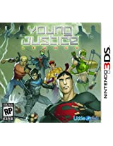Young Justice: Legacy (Nintendo 3DS) (NTSC)