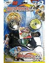 Beyblade Metal Master Fury