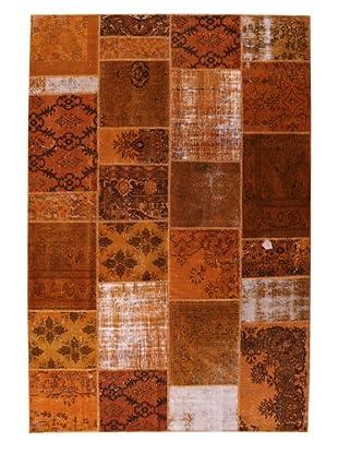 DAC Alfombra Patch Naranja 205 x 300 cm, diseñada por Atelier