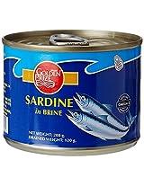 Golden Prize Sardine in Brine, 200g