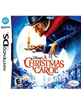 Disney's A Christmas Carol (Nintendo DS) (NTSC)