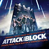 Attack the Block [CD, Soundtrack, Import, from UK]