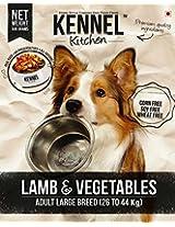 Lamb & Veg-Adult Large Breed