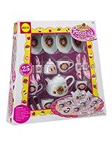 ALEX Toys Ultimate Porcelain Tea Set Party