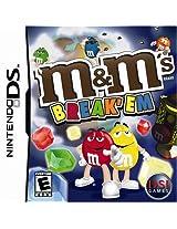 """M & Ms  """"Break 'Em"""" - Nintendo DS"""