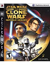 Star Wars: The Clone Wars - Republic Heroes (PS3)