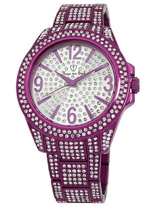Hugo Von Eyck Reloj Extraordinary HE117-010C_Plata / Lila