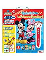 Quiz It Pen Mickey Mouse Clubhouse