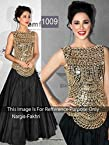 Nargis Fakhari Black Designer Piece Bollywood