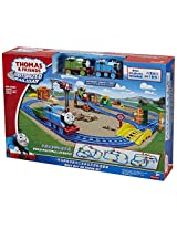 Thomas and Friends Ecl Busy Day On Sodor Set - Mega Pack, Blue