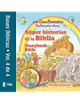 Los Osos Berenstain súper historias de la Biblia Volumen 4 / The Berenstain Bears Storybook Bible