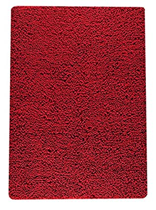 MAT The Basics Square Rug (Red)