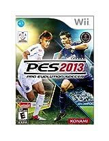 Pro Evolution Soccer 2013 (Nintendo Wii) (NTSC)