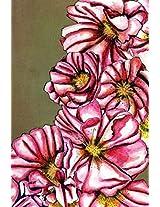 ALMOND TREE FLOWERS Poster by Heaven7