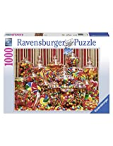 Candy Overload Jigsaw Puzzle, 1000-Piece