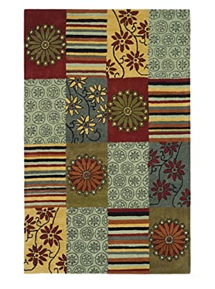 Soho Rugs Patchwork (Multi)