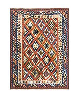 NAVAEI & CO. Teppich mehrfarbig 203 x 160 cm