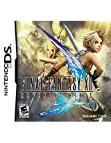 Final Fantasy XII: Revenant Wings (Nintendo DS) (NTSC)