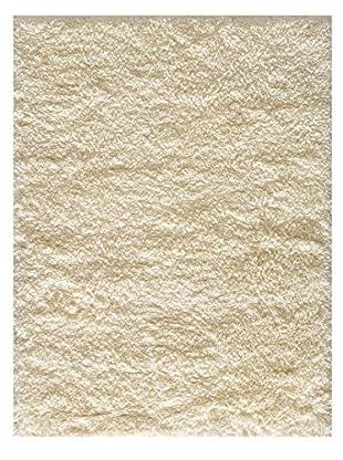 Momeni Comfort Shag, Ivory, 5'-0