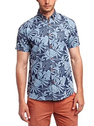 Selected Camisa Trappeto (Azul)