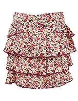 Nauti Nati Tiered Skirt Naw12-138