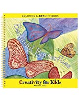Open Ended Coloring & Activity Books Are Full Of Fun