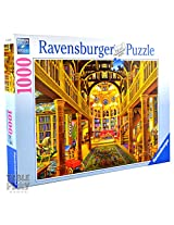 Ravensburger Puzzles World of Words, Multi Color (1000 Pieces)