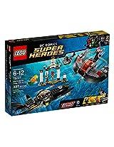 Lego Black Manta Deep Sea Strike, Multi Color