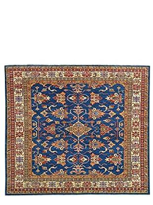 Kalaty One-of-a-Kind Kazak Rug, Blue, 5' 11